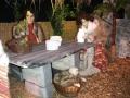 Aan tafel met de herders