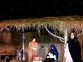 Jozef en Maria in de stal